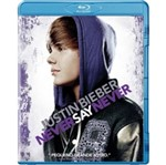 Blu-ray Justin Bieber - Never Say Never