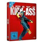 Blu-ray - Kick-Ass (Steelbook)