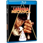 Blu-ray Laranja Mecânica