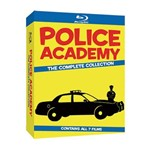 Blu-ray - Loucademia de Policia - a Coleção Completa