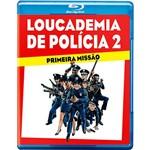 Blu-ray Loucademia de Polícia 2: a Primeira Missão