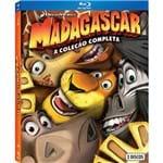 Blu-ray - Madagascar: a Coleção Completa