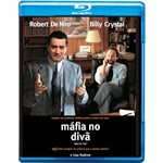 Blu-Ray Máfia no Divã