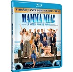 Blu-Ray Mamma Mia: Lá Vamos Nós de Novo!