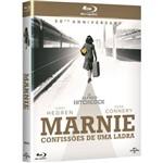 Blu-ray - Marnie - Edição de 50º Aniversário - com Pôster e Cards