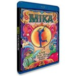 Blu-Ray: Mika - Parc Des Princes, Paris