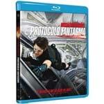 Blu-ray Missão Impossível: Protocolo Fantasma