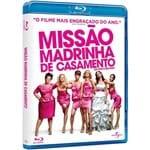 Blu-ray Missão Madrinha de Casamento