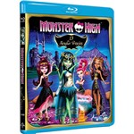 Blu-ray Monster High: 13 Monster Desejos