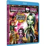 Blu-ray - Monster High - Monster Fusion