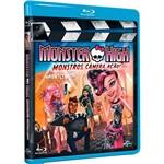 Blu-ray - Monster High - Monstros, Câmera, Ação!