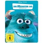 Blu-ray - Monstros S.A. - Steelbook (DUPLO)