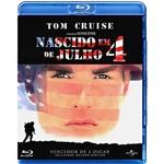 Blu-Ray Nascido em 4 de Julho