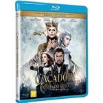 Blu-Ray o Caçador e a Rainha do Gelo