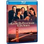 Blu-ray o Clube da Felicidade e da Sorte