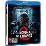 Blu-Ray - o Colecionador de Corpos 2