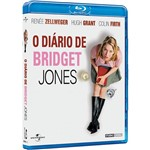 Blu-ray o Diário de Bridget Jones