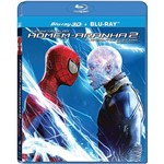 Blu-ray - o Espetacular Homem-Aranha 2 - a Ameaça de Electro (Blu-ray 3D + Blu-ray)