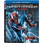 Blu-ray o Espetacular Homem Aranha 3D (Blu-ray+Blu-ray 3D)