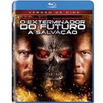 Blu-Ray - o Exterminador do Futuro - a Salvação