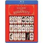 Blu-Ray - o Grande Hotel Budapeste
