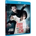 Blu Ray - o Homem do Tai Chi