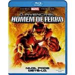 Blu-Ray o Invencível Homem de Ferro
