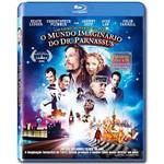 Blu-Ray o Mundo Imaginário do Dr. Parnassus
