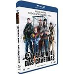 Blu-ray o Papai Noel das Cavernas