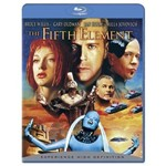 Blu-ray - o Quinto Elemento