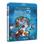 Blu-Ray - o Reino Gelado 2