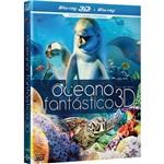 Blu-ray Oceano Fantástico (Blu-ray 3D+Blu-ray )