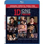 Blu-Ray - One Direction - This Is Us