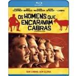Blu-Ray os Homens que Encaravam Cabras