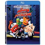 Dvd - os Muppets Conquistam Nova York