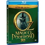 Blu-ray - Oz: Mágico e Poderoso 3D (Blu-ray + Blu-ray 3D)