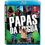 Blu-Ray Papas da Língua - Bloco na Rua