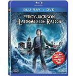 Blu-ray - Percy Jackson e o Ladrão de Raios (Duplo)