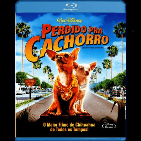 Blu-Ray Perdido Pra Cachorro