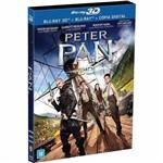 Blu-ray - Peter Pan (3D + 2D) - Edição com Luva Lenticular