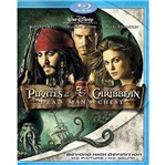 Blu-Ray Pirates Of The Caribbean - Dead Man's Chest (Importado)