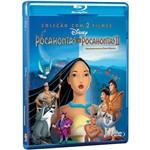 Blu-ray - Pocahontas 1 e 2 - Coleção Completa