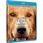 Blu-Ray: Quatro Vidas de um Cachorro