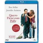Blu-Ray Quero Ficar com Polly
