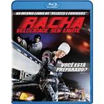 Blu-Ray Racha - Velocidade Sem Limite