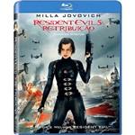 Blu-ray Resident Evil 5: Retribuição