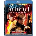 Blu-Ray - Resident Evil: Degeneração