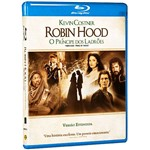 Blu-Ray Robin Hood - o Príncipe dos Ladrões