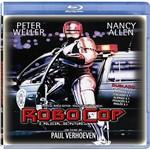 Blu-ray Robocop: o Policial do Futuro