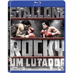 Blu-Ray - Rocky, um Lutador